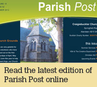 Read the latest edition of Parish Post online